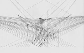 Google SketchUp Course staircase
