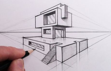 Perspective Drawing course singapore